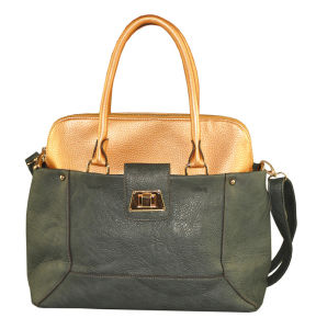 Cc41-102 High Quality Women Fashion Leather Handbags