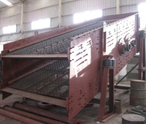 Vibrating Sieve for Sieving, Grading and Dewatering pictures & photos