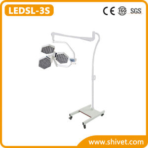 Veterinary Shadowless Operating Lamp (On wall) (LEDSL-3S) pictures & photos