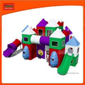 Small Children Indoor Plastic Playground Equipment pictures & photos