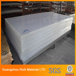Transparent/Clear Cast Plastic Acrylic Sheet PMMA Plastic Acrylic Board pictures & photos