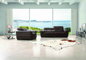 Living Room Leather Sofa (SBO-3998) pictures & photos