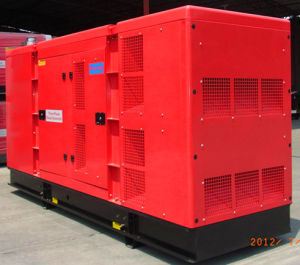 75kVA-1000kVA Diesel Silent Generator with Yto Engine (K32500)
