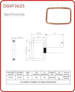 Air Core Coil (DGKF3623)