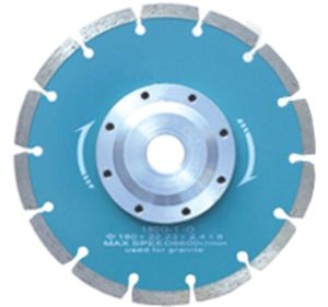 Diamond Saw Blade with Flange for Granite and Marble (JL-DBF) pictures & photos