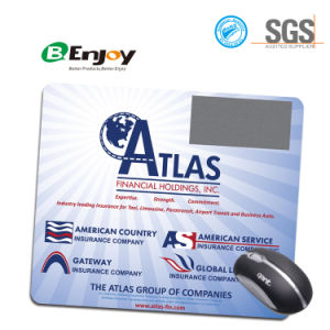 Hot Selling Promotional Gifts of Mouse Pad with Customer Logo pictures & photos