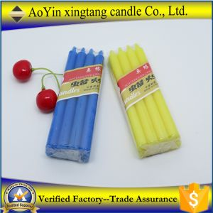 Aoyin 14G Red Candle/ Color Candle/Scented to Mideast Market pictures & photos