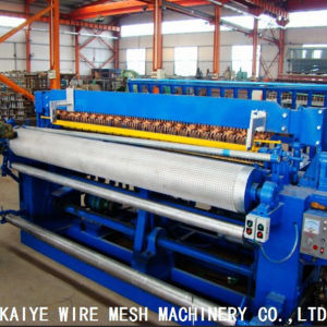 Full Automatic Welded Wire Mesh Machine in Roll pictures & photos