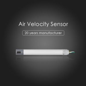 Miniature Air Velocity Transmitter for Medical Testing