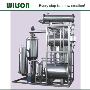 Small Type Multi Functional Distillation Concentrator Unit pictures & photos