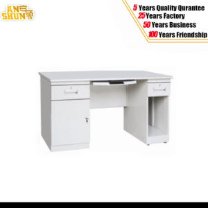 Simple Office Computer Table, Custom Office Desks/Executive Office Desk Layouts pictures & photos