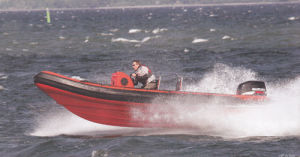 Aqualand 21feet 6.4m Military Rib Boat/Rigid Inflatable Motor Boat (RIB640T) pictures & photos