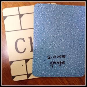 1.8mm Popular Quality Sponge Vinyl Flooring pictures & photos