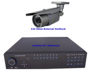 CCTV IR Water Proof Security Camera pictures & photos