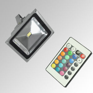RGB LED flood light 50w pictures & photos