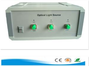 High Stability Bench-Top Optical Fiber Light Source pictures & photos