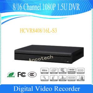 Dahua 8 Channel 1080P 1.5u DVR (HCVR8408L-S3) pictures & photos
