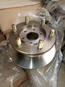 Brake Rotor Brake Disc for Trucks pictures & photos