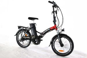 Italian Manufacturer En15194 TUV Folding Electric Bike (TDN11Z)