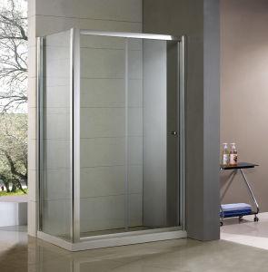 Sliding Shower Door+ Side Panel (HL-SS090)