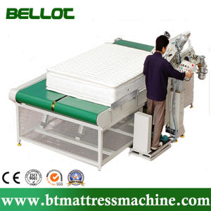 Full-Automatic Mattress Tape Edge Machine Bt-MB4a