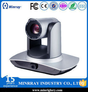 Auto Tracking Camera 10X Digital Zoom 1080P 60 HD PTZ Video Conference Camera pictures & photos