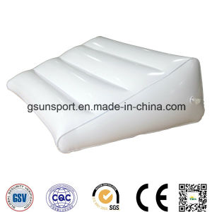 PVC Inflatable Wedge Pillow for Backrest Foot Rest