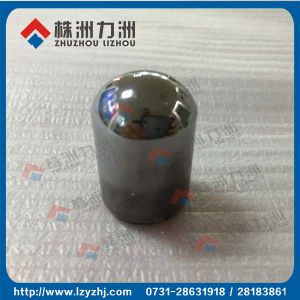 Mining Use Yg8 Tungsten Carbide Flattop Button