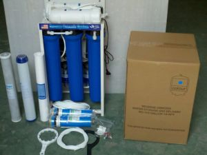 400gpd RO Water Purifier with Steel Frame for Commercial Use pictures & photos