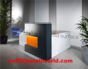Modern Service Counter/Front Desk/Reception Desks pictures & photos