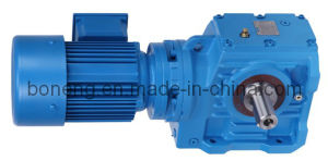 K Series Right Angle Helical Bevel Gear Unit