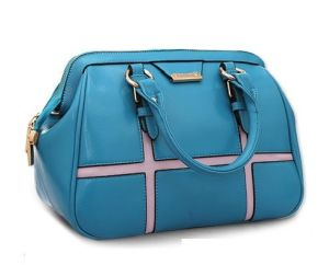 China Manufacturer Bright Color Fashion Ladies PU Designer Handbags (BDM002) pictures & photos