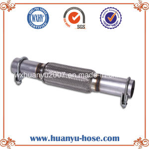 Flexible Pipe with Nipple Exhaust Muffler pictures & photos