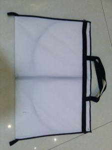 0.15mm PEVA Garment Bag Suit Cover Dress Bag pictures & photos