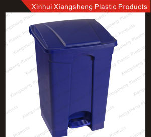Good Quality 68 L Plastic and Colorful Waste Bin/Dustbin for Waste Management