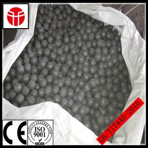 High Chrome Alloy Casting Steel Ball pictures & photos