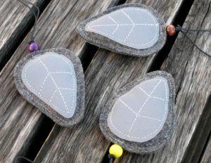 Leaf Reflectors Reflective Patch for Bag Decoration pictures & photos