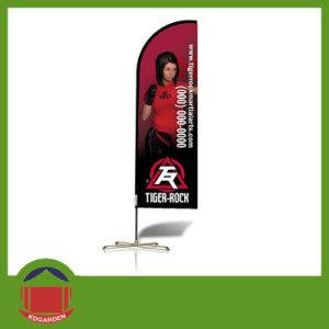 Hot Selling All Size of Polyester Fabric Dye Sublimation Printing Flag pictures & photos