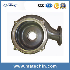 Custom Stainless Steel Lox Wax Casting Turbine Housing pictures & photos