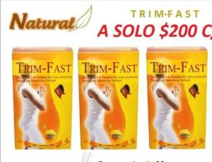 Natural Slimming Weight Loss Capsule Trim Fast pictures & photos