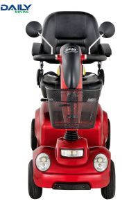 Ce Middle Size Mobility Scooter with 24V 600W Motor pictures & photos