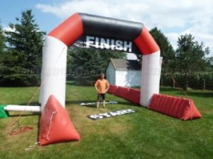 Inflatable Sports Finish Arch Great Design (K4040) pictures & photos
