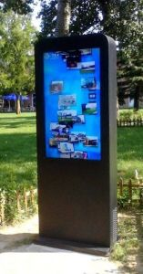 42inch like Apple Type Outdoor 1080P Network LCD Kiosk pictures & photos