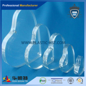 Weather Resistance Acrylic Sheet/Plexiglass/PMMA Cut to Size-Hst pictures & photos