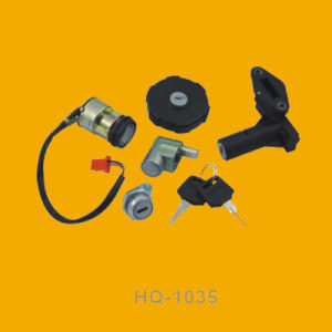 Colorful Ignition Switch, Motorcycle Ignition Switch for Hq1035 pictures & photos
