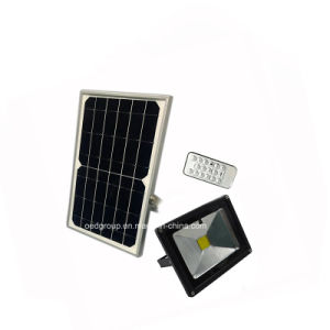 New COB Solar LED Flood Lights with Super Bright LEDs pictures & photos