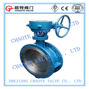 Flanged Butterfly Valve (D343F)
