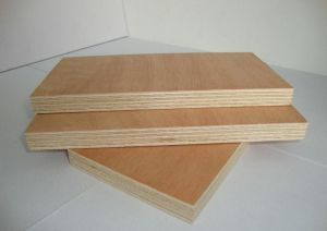 Okoume Plywood Commercial Plywood for Asia pictures & photos