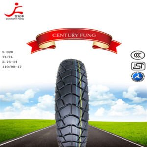High Performance 100/90-17 Motorcycle Tyre with ECE /DOT Certificate pictures & photos