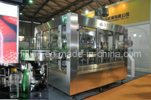 Cider Filling Machine for Glass Bottle pictures & photos
